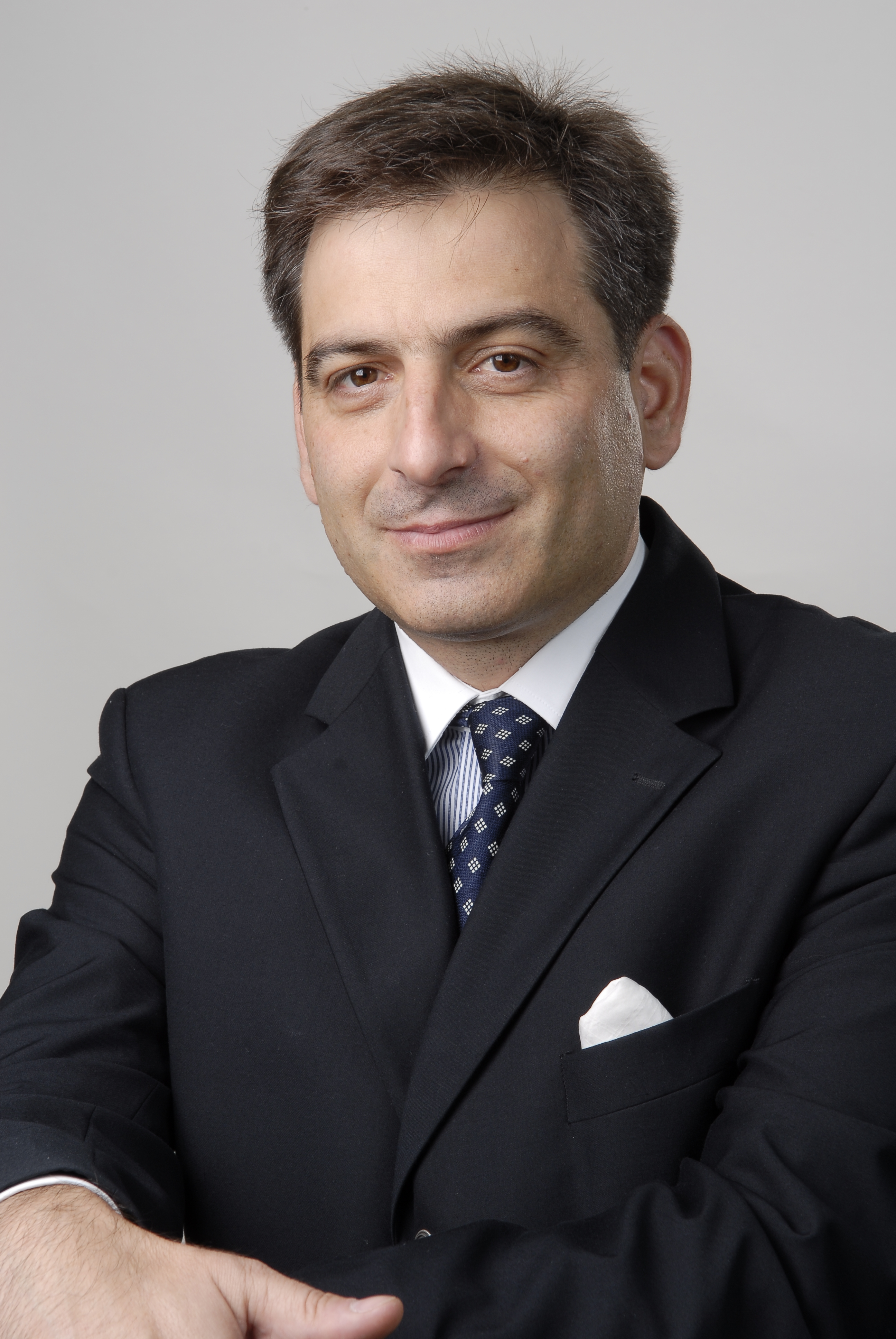 Evangelos Diakomanolis-Pringis, Piraeus Bank in Ukraine Credit Department Director